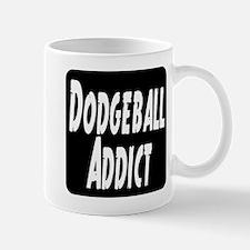 Dodgeball Addict Mug