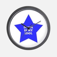 Dana Is My Idol Wall Clock