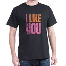 I Like You (pink) T-Shirt
