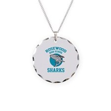 Sharks Rosewood high school Necklace