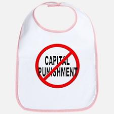 Anti / No Capital Punishment Bib