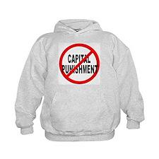 Anti / No Capital Punishment Hoodie