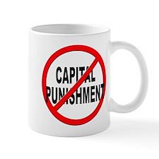 Anti / No Capital Punishment Mug