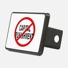 Anti / No Capital Punishment Hitch Cover