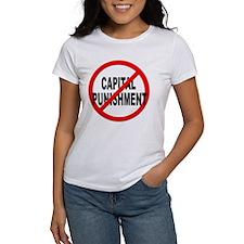 Anti / No Capital Punishment Tee