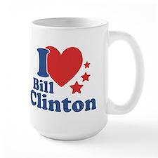 I Love Bill Clinton Mug