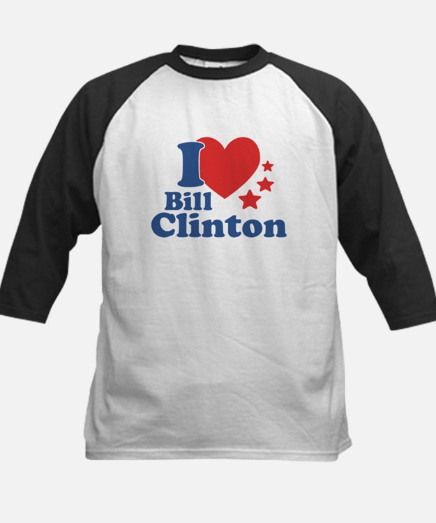 I Love Bill Clinton Tee