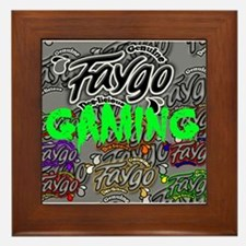 Faygo Gaming Framed Tile