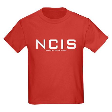 NCIS LOGO Kids Dark T-Shirt