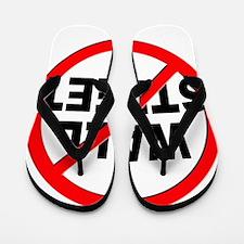 Anti / No Wall Street Flip Flops