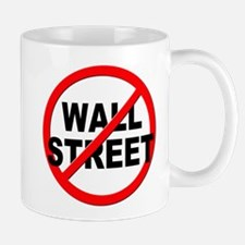Anti / No Wall Street Mug