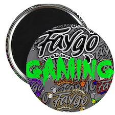 Faygo Gaming Logo Magnet