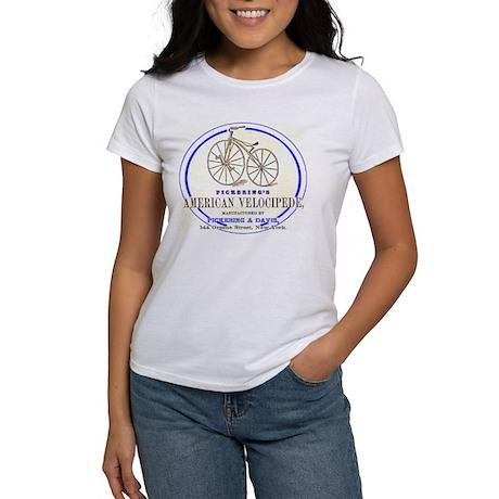 Pickering's American Velocipede Women's T-Shirt