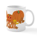 Halloween Pumpkin Jodi Mug