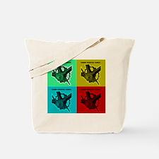 Tandem Hanger Tote Bag