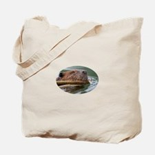 Beaver Face Tote Bag