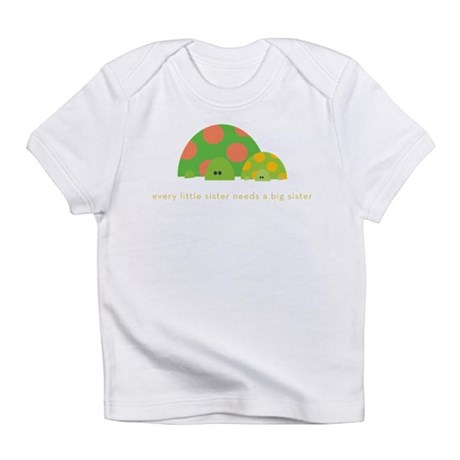 Spotted Sister Turtles Infant T-Shirt