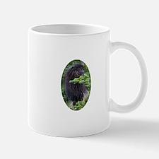Tree Hugging Porcupine Mug