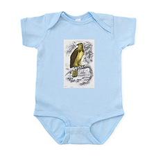 Osprey Bird Infant Creeper