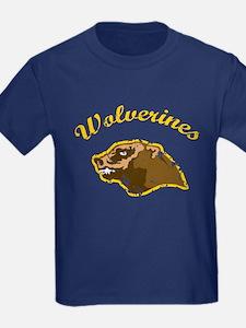wolverines logo T