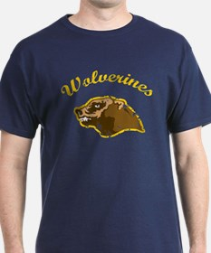 wolverines logo T-Shirt