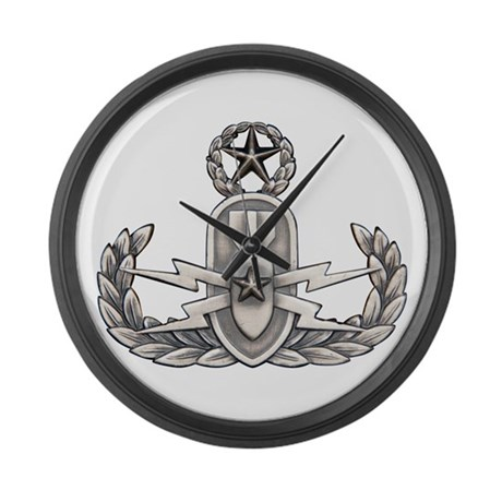 Navy Master EOD Large Wall Clock