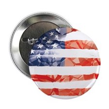 "US Flag 2.25"" Button (10 pack)"