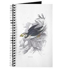 Puffin Bird Journal