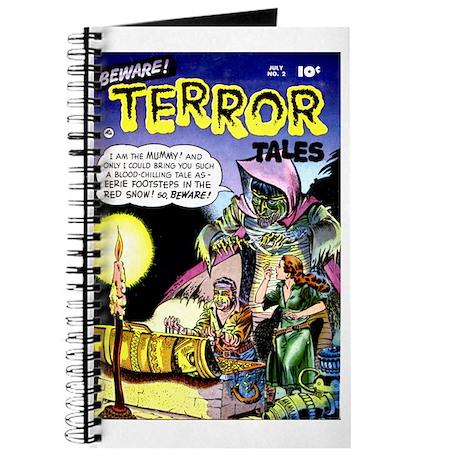 Beware! Terror Tales #2 Journal