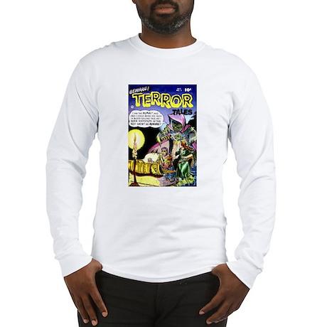 Beware! Terror Tales #2 Long Sleeve T-Shirt