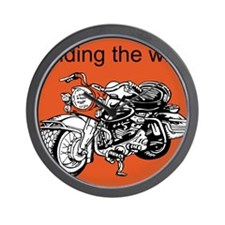 OYOOS Motorcycle design Wall Clock