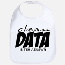 Clean Data is the Answer Bib