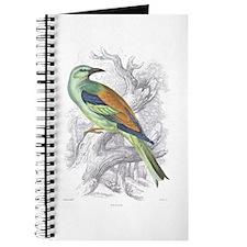 Roller Bird Journal