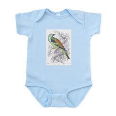Roller Bird Infant Creeper