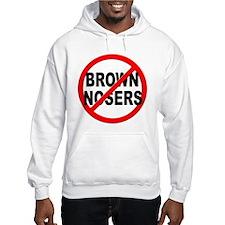 Anti / No Brown Nosers Jumper Hoody