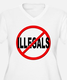 Anti / No Illegals T-Shirt