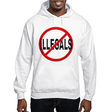 Anti / No Illegals Hoodie