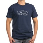 Cabin in the Woods Men's Fitted T-Shirt