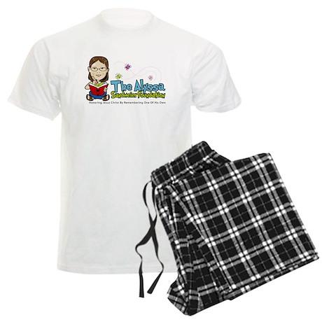 Alyssa Sandmeier Men's Light Pajamas