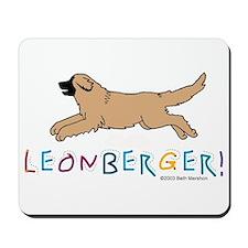 Leonberger Mousepad