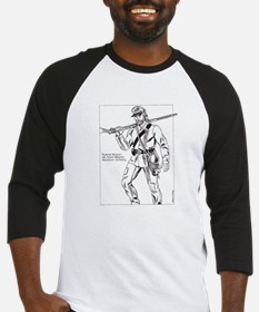 Federal Soldier, 6th Iowa Infantry Baseball Jersey