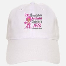 Loved One Kicked Breast Cancer's Ass 42 Baseball Baseball Cap