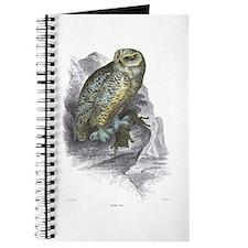 Snowy Owl Bird Journal
