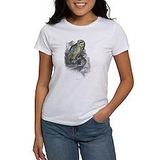 Snowy Owl Bird (Front) Tee