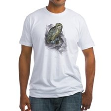 Snowy Owl Bird Shirt