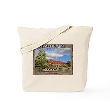 Waldemar Dining Hall Tote Bag