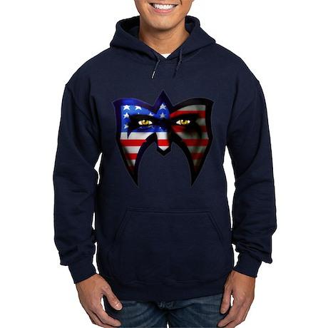 """""""Warrior America"""" Hoodie"""