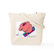 Heads and Doormen Tote Bag
