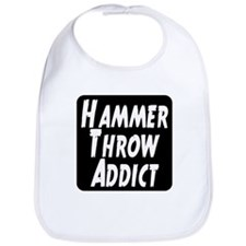 Hammer Throw Addict Bib