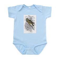 Night Owl Bird Infant Creeper